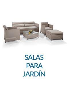 Salas para jardin