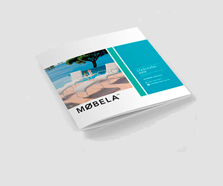 Catálogo de Muebles de Exteriores MOBELA