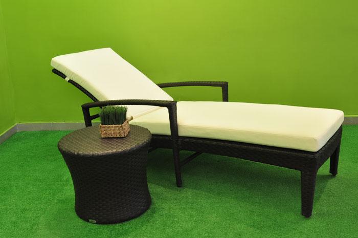 Camastro Acacia. El diseño clásico y funcional del camastro Acacia es ideal para cualquier espacio exterior. Proporciona comodidad al tener una variedad de posiciones.