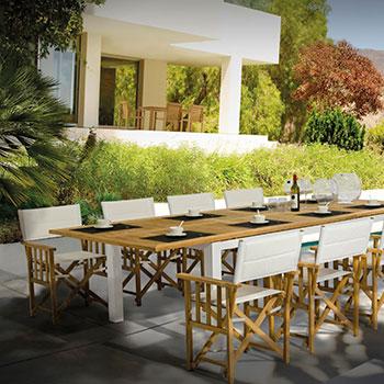 Comedores | Muebles para exteriores | MOBELA